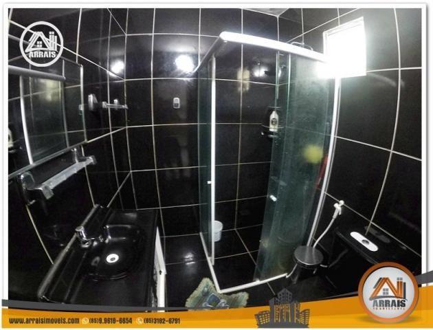 Casa com 3 dormitórios à venda, 100 m² por R$ 350.000,00 - Benfica - Fortaleza/CE - Foto 8