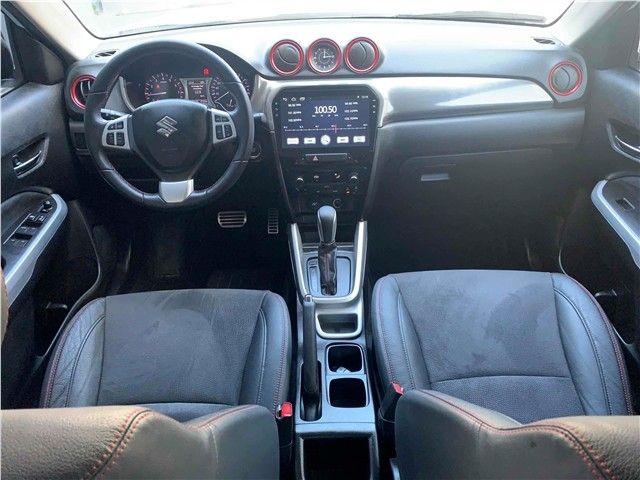 Suzuki Vitara 2018 1.4 16v turbo gasolina 4sport automático - Foto 15