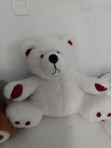Dois ursos de pelúcia grandes,. - Foto 3