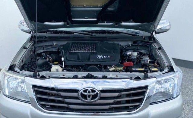 Hilux SRV 2013 4x4 Diesel  - Foto 2