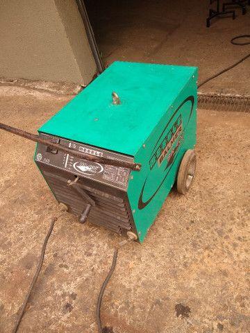 Máquina de solda Balmer BR400 - Foto 5