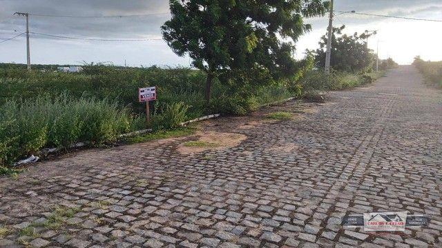 Terreno à venda, 300 m² por R$ 35.000,00 - Lot. Carmem Leda - Patos/PB - Foto 4