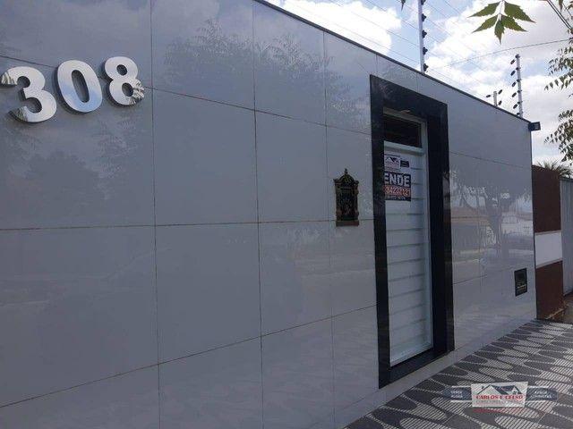Casa com 3 dormitórios à venda, 210 m² por R$ 350.000 - Jardim Guanabara - Patos/PB - Foto 14