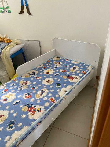 Cama Infantil com Colchão - Foto 3
