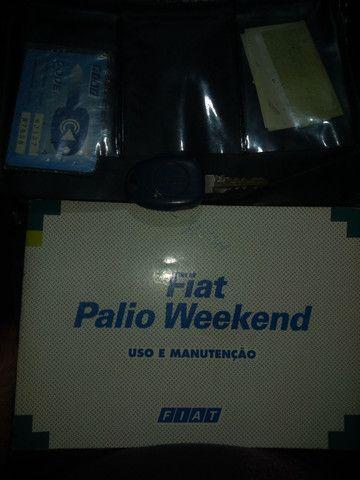 Palio Weekend Stile 1.5 m.p.i - Foto 12