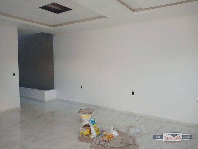 Casa com 3 dormitórios à venda, 90 m² por R$ 170.000,00 - Salgadinho - Patos/PB - Foto 4