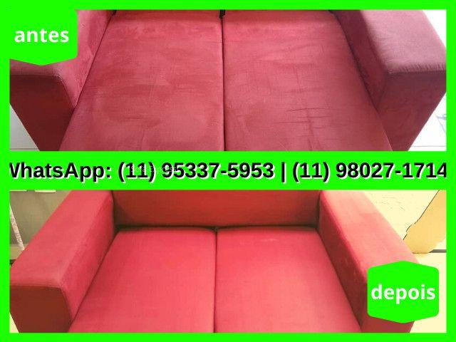 Deixo seu Sofá Limpinho | Deixo seu Sofa Limpinho | Higienização de Sofá | Sofá - Foto 5