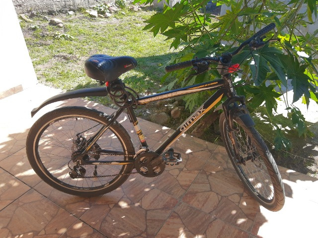 Bicicleta em Iguaba