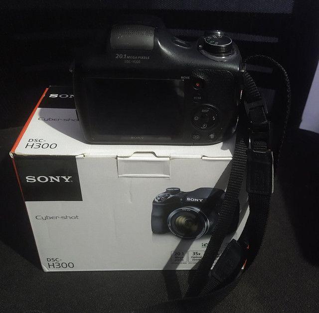 Câmera Sony H-300 - Foto 3