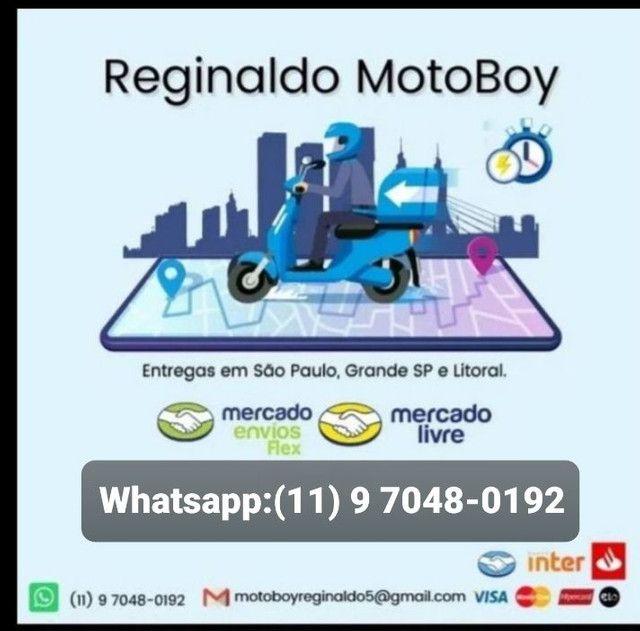 Motoboy para suas entregas