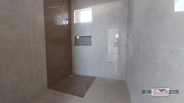 Casa com 3 dormitórios à venda, 185 m² por R$ 450.000,00 - Salgadinho - Patos/PB - Foto 10