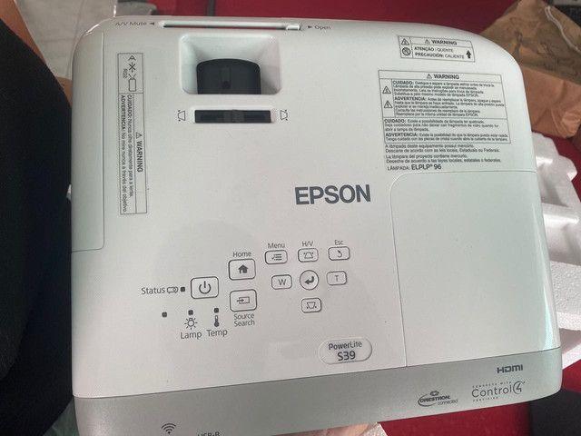 Projetor Epson  - Foto 2