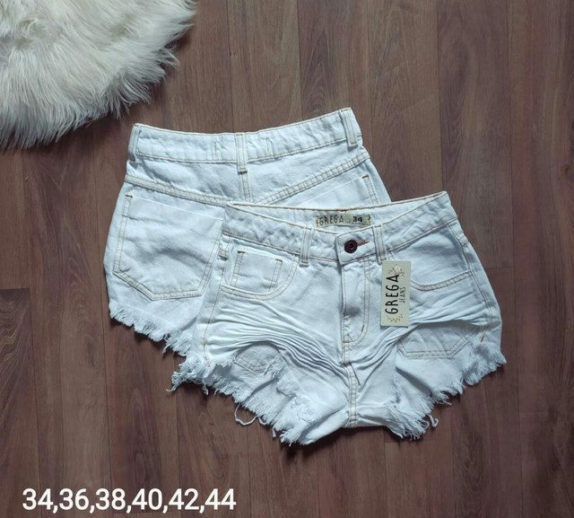 Shorts jeans e saias jeans - Foto 2