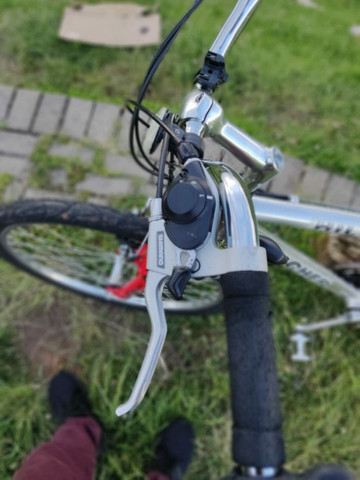 Vendo ou Troco Bike Fischer - Foto 2