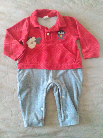 Lotinho bebê menino - Foto 4