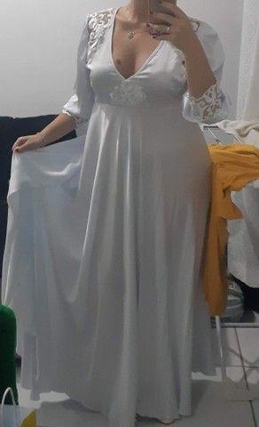 Vestido de noiva / festa  - Foto 4