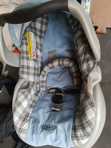 Bebê Conforto Usado - Itajaí-sc - R$150,00 (ret. No Local) - Foto 4