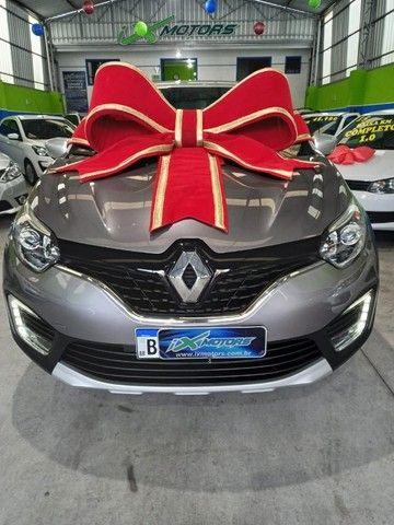 Renault Captur Bose 1.6 câmbio CVT,4.000km,placa B,garantia de fábrica até 2023,impecável! - Foto 2