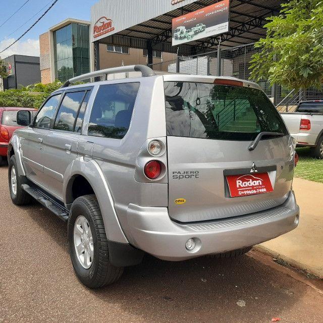 Pajero Sport Diesel 4x4 Aut Mod 2007 - Foto 4