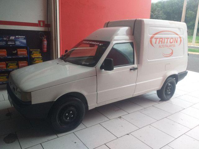 Fiorino furgao 1.5 ano 1999 pneus novos documento 2021 pago !