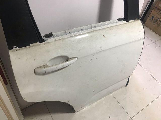 Porta Traseira Lado Direito Citroen C3 2013 2014 2015 2016 2017
