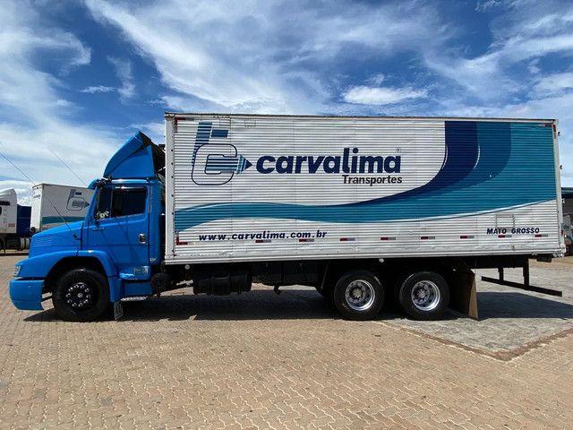 Vendo Caminhão 1620 - Foto 5
