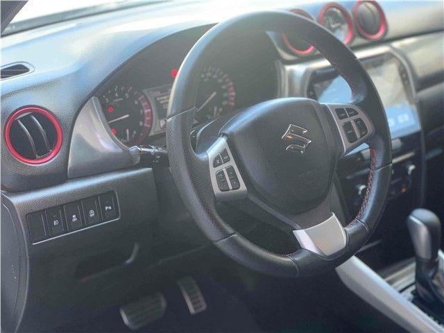 Suzuki Vitara 2018 1.4 16v turbo gasolina 4sport automático - Foto 14