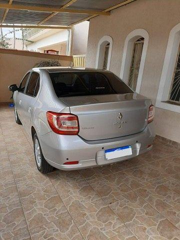 Renault Logan - Impecável -  Leia o Anúncio - Carro para pessoas Exigentes. - Foto 7
