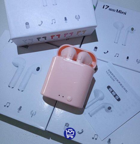 Fone i7s Mini Tws Colorido