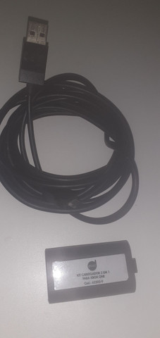 V/T Carregador de pilha+cabo para Xbox one  - Foto 2