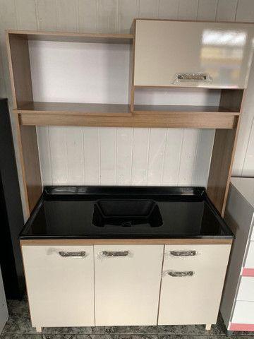 Cozinha com tampo - entregamos  - Foto 3