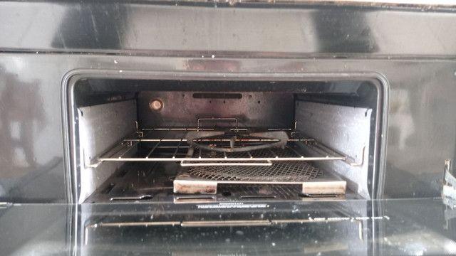 Fogão Eletrolux 5 bocas e 2 fornos - Foto 3