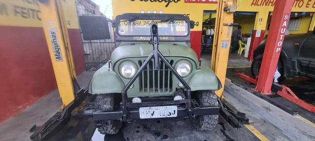 Jeep Willys CJ5 1966
