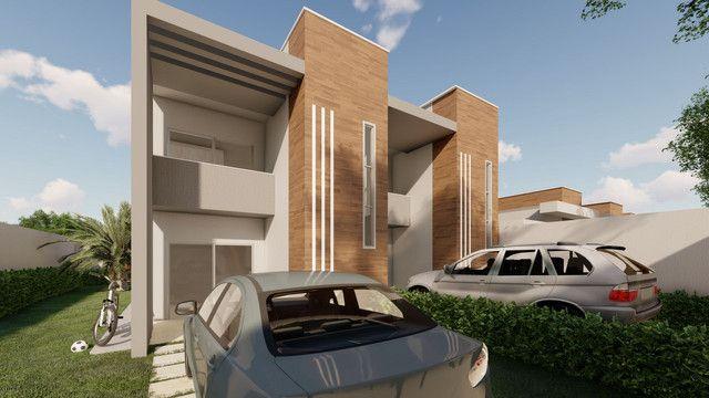 Casas c/ 02 ou 03 quartos atrás do shopping Eusébio . - Foto 4