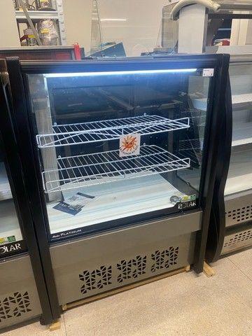 Balcão refrigerado para tortas e sobremesas - 1 ano garantia - polar refrigeração - Foto 2