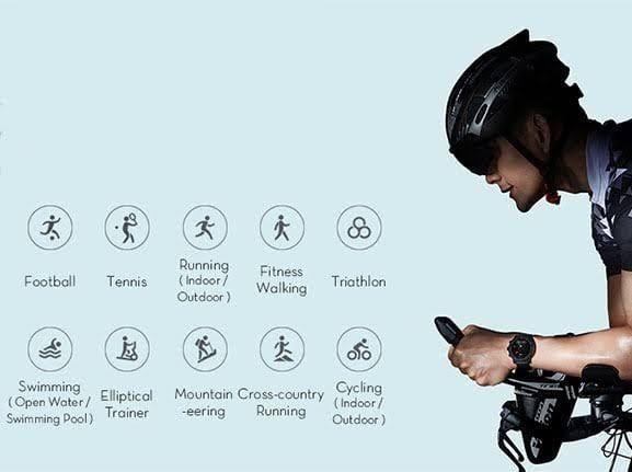 Promoção!!! Amazfit STRATOS 2 - versão global - (novo lacrado) Relógio Smartwatch - Foto 5