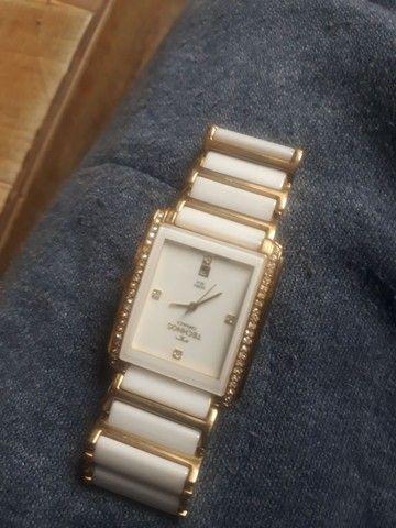 relógio semi novo modelo technos safira - Foto 4