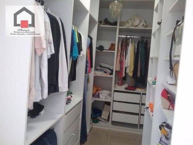 Casa no Residencial Casatanheira, 390 m², 5 Suítes, Sendo 1 Suíte Super Master, 3 Vagas, à - Foto 13
