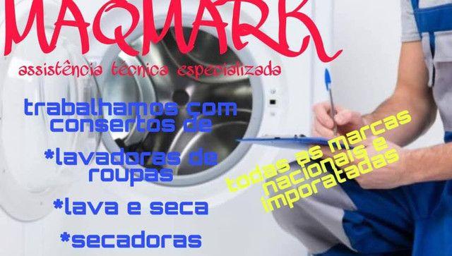 Concertos de máquinas de lavar