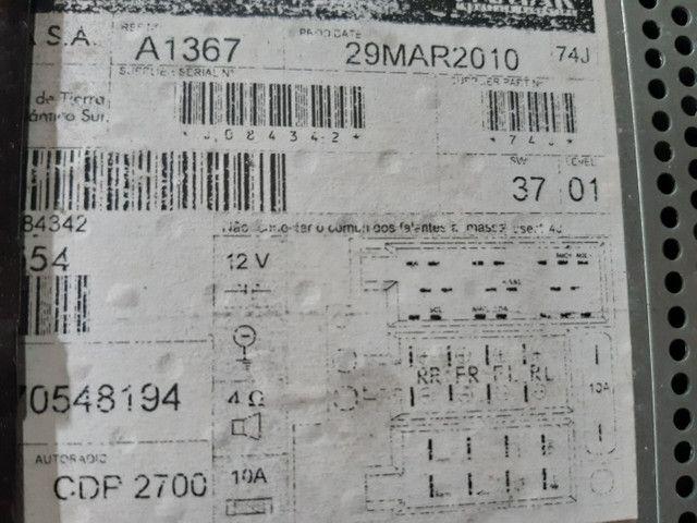 Som Bluetooth original Meriva 2011 - Foto 2