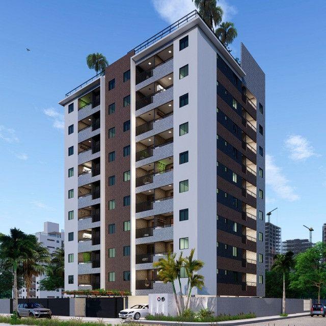 Apartamentos com 64m²,67m²,85m² em Camboinha
