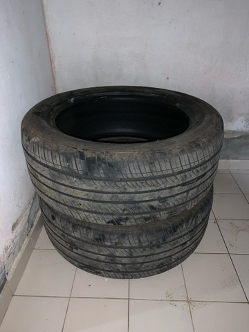 Vendo Pneu 265-50 R20 - Foto 2
