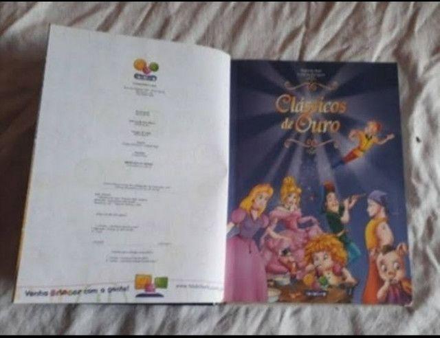 Livro de histórias infantis  - Foto 2