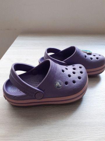 Crocs princesa