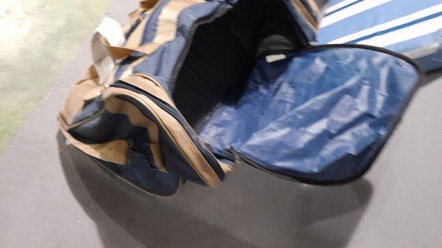 Bolsa pequena de bordo viagem  - Foto 2