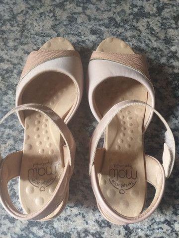 Sapato terapêutica