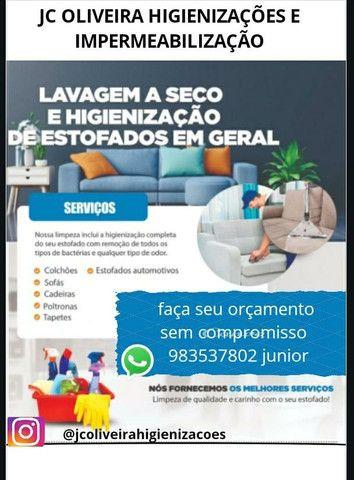 Venha já pra JC Oliveira higiênizaçao e deixe seus móveis limpo