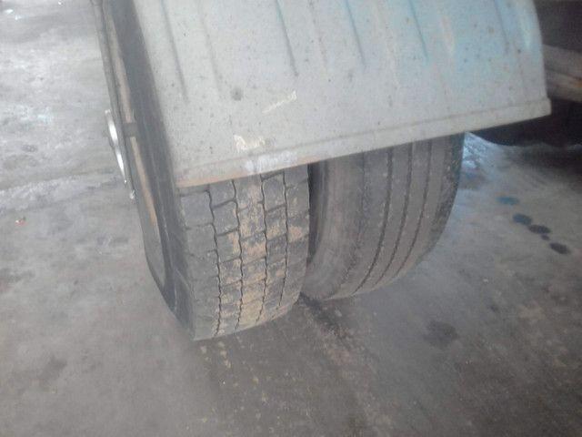 Scania 112h engatado carreta khronne 88 - Foto 9