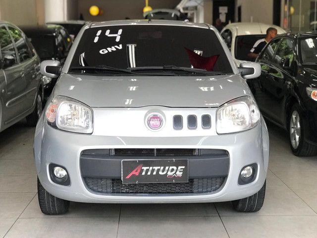 ? Fiat UNO Vivace 1.0 c/ GNV 2014<br> - Foto 3