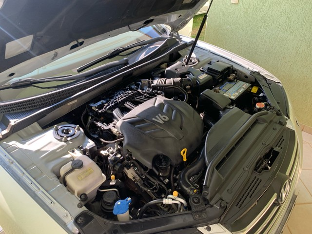 Azera 2010. Modelo 2011 3.3 V6 c/ teto solar.  - Foto 14